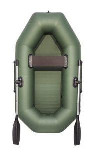 Лодка ПВХ Аква-Оптима 220 надувная гребная