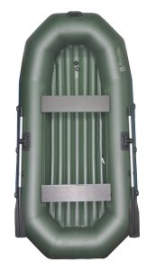 Лодка ПВХ Муссон Н 300 НД надувная гребная