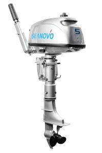 Фото мотора Seanovo SN5FHS без бака (5 л.с., 2 такта)