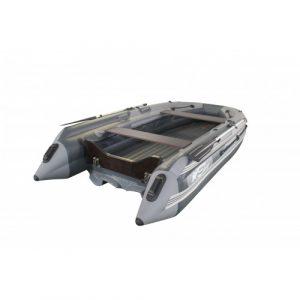 Фото лодки REEF Skat 390 S с интегрир. фальшбортом (пластиковый тр)